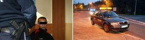 Zabójca taksówkarza  przyznał się do winy