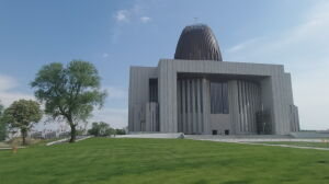 """Świątynia Opatrzności Bożej """"Makabryłą Roku"""""""