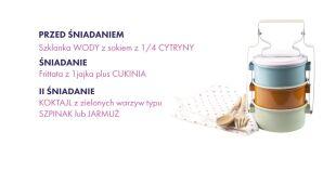 Przykładowe menu Joanny