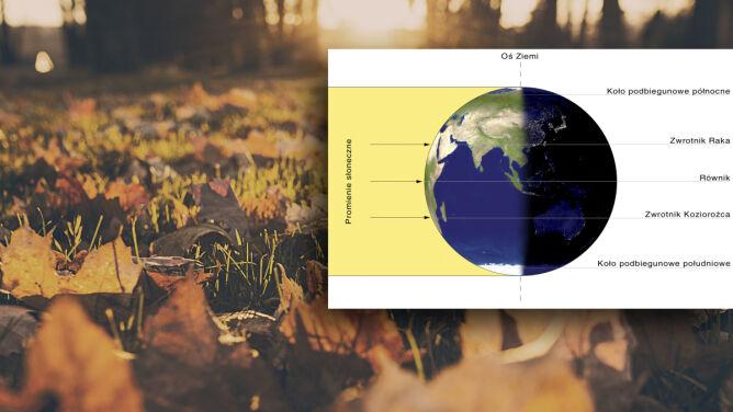 Słońce przeszło przez punkt Wagi. <br />To koniec lata, a początek jesieni