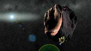 Żyliśmy tym, jak spotkała się z Plutonem. Teraz New Horizons leci do planetoidy