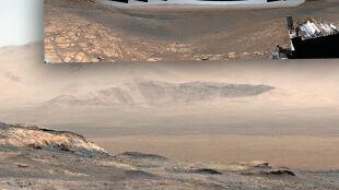 Nowe zdjęcie Marsa z Marsa. Imponujące